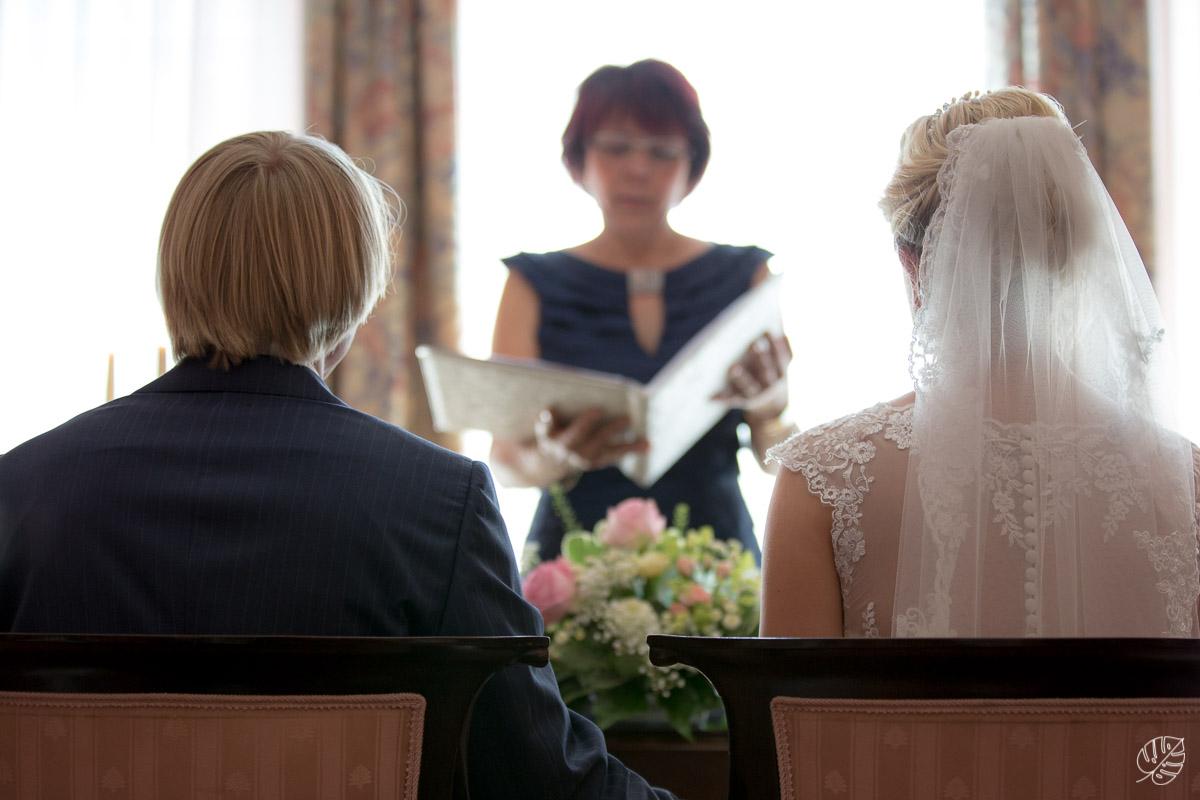 Hochzeitsfotograf im Schloss Schkopau