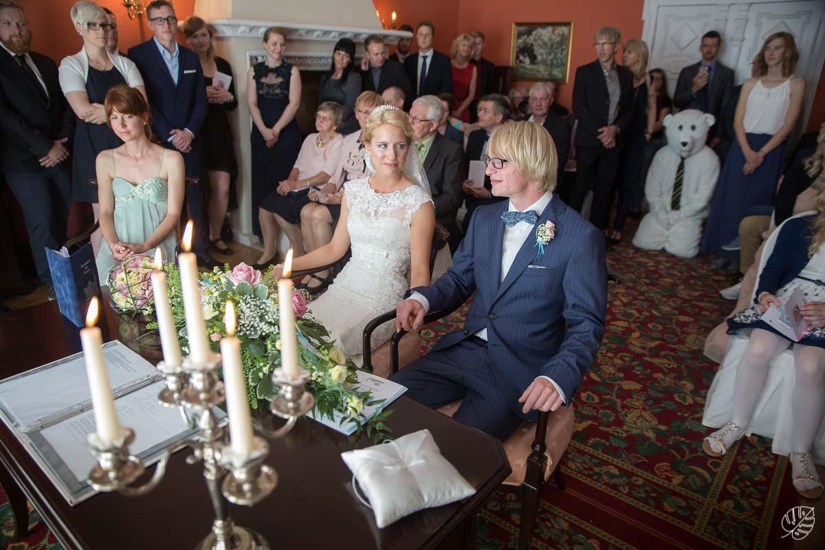 Hochzeitslocation Schloss Schkopau